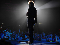 May 29, 2010 - Dallas, Texas, USA - RONNIE DUNN OF THE DUO BROOKS AND DUNN performs Saturday, May 29, 2010, night at Superpages.com Center in Dallas, Texas. This is the Brooks and Dunn duo's farewell tour and this was their final concert in Dallas. (Credit Image: &copy; Robert W. Hart/ZUMA Press)