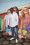 Model and Actor Tyson Beckford attends the Sunglass Hut Electric Summer Campaign Kick-Off Held at Industry Kitchen