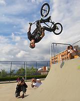 Vans BMX team, Naples, Italy