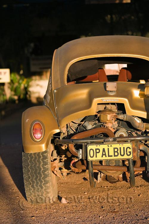 The Opal Bug - Coober Pedy, South Australia, AUSTRALIA.