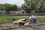 St Denis Port de Paris eviction 2014