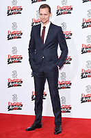 Tom Hiddlestone at the Empire Film Awards 2017 at The Roundhouse, Camden, London, UK. <br /> 19 March  2017<br /> Picture: Steve Vas/Featureflash/SilverHub 0208 004 5359 sales@silverhubmedia.com