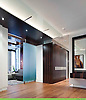 Frankel Apartment by Mojo Stumer Associates