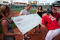 Event - Kevin Youkilis / Check Presentation II