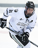 Tim Schaller (PC - 11) - The Providence College Friars tied the visiting Boston College Eagles 3-3 on Friday, December 7, 2012, at Schneider Arena in Providence, Rhode Island.