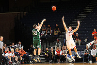 Nov. 15, 2010; Charlottesville, VA, USA; The USC Upstate Spartans played the Virginia Cavaliers at the John Paul Jones Arena. Virginia won 74-54. Photo/Andrew Shurtleff
