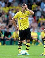 FUSSBALL       DFB POKAL 1. RUNDE        SAISON 2013/2014 SV Wilhelmshaven - Borussia Dortmund    03.08.2013 Nuri Sahin (Borussia Dortmund)