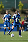 9 August 2003: Unni Lehn of Norway. The Carolina Courage tied the Philadelphia Charge 1-1 at SAS Stadium in Cary, NC in the final regular season WUSA game.