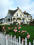 Ford House in Mendocino