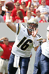 9 September 2006: Akron quarterback Andy Hildreth. Akron defeated North Carolina State 20-17 at Carter-Finley Stadium in Raleigh, North Carolina in an NCAA college football game.