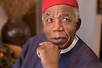 Frank Fournier: Chinua Achebe