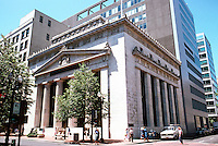 Portland: Oregon Pioneer Savings Bank, SW 5th at Stark.