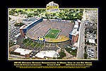 2010 Michigan Stadium Rededication: A Model View of the Big House<br />