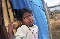 "Vaithagi is left deeply scarred and frightened.She screams ""Tsunami, Tsunami"" throughout the night.Nagapattinam.India."