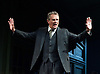 An Enemy of the People <br /> by Henrik Ibsen <br /> a version by Christopher Hampton <br /> at Chichester Festival Theatre, Chichester, West Sussex, Great Britain <br /> Press photocell <br /> 29th April 2016 <br /> <br /> Hugh Bonneville as Dr Tomas Stockmann <br /> <br /> <br /> <br /> <br /> Photograph by Elliott Franks <br /> Image licensed to Elliott Franks Photography Services