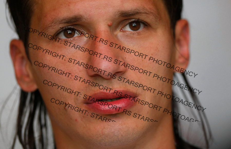 Fudbal, World Cup 2010, preparations.Preparations for world cup 2010.Marko Pantelic.Leogang, 30.05.2010..foto: Srdjan Stevanovic/Starsportphoto ©