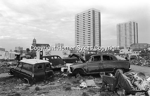 Scrap Car Dealers Birmingham