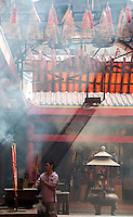 Quan Am Pagoda, Cholon (Chinatown), Ho Chi Minh City (saigon), Vietnam