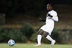 20 November 2014: North Carolina's Boyd Okwuonu. The University of North Carolina Tar Heels hosted the James Madison University Dukes at Fetzer Field in Chapel Hill, NC in a 2014 NCAA Division I Men's Soccer Tournament First Round match. UNC won the game 6-0.