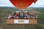 20100829 August 29 Cairns Hot Air Ballooning