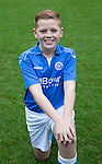 St Johnstone Academy U12's<br /> Lewis Finnie<br /> Picture by Graeme Hart.<br /> Copyright Perthshire Picture Agency<br /> Tel: 01738 623350  Mobile: 07990 594431