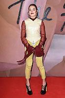 Isamaya Ffrench at the Fashion Awards 2016 at the Royal Albert Hall, London. December 5, 2016<br /> Picture: Steve Vas/Featureflash/SilverHub 0208 004 5359/ 07711 972644 Editors@silverhubmedia.com