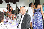 Noel Hankin Attends The Fourth Annual Reginald F. Lewis Foundation Gala Luncheon Held at The Reginald F. Lewis Estate, East Hampton New York, 6/25/11