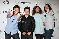 Anders Holm, Adam DeVine, Blake Anderson, Kyle Newacheck<br />