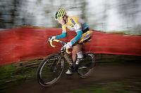 Ellen Van Loy (BEL/Telenet-Fidea)<br /> <br /> Flandriencross Hamme 2014