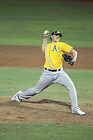 Tyler Hollstegge - 2012 AZL Athletics (Bill Mitchell)