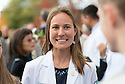 Hilary Anderson. Class of 2017 White Coat Ceremony.