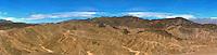 Death Valley, Zabriskie Point , desert valley  Eastern California, Mojave Desert, desert valley  Eastern California, Mojave Desert,