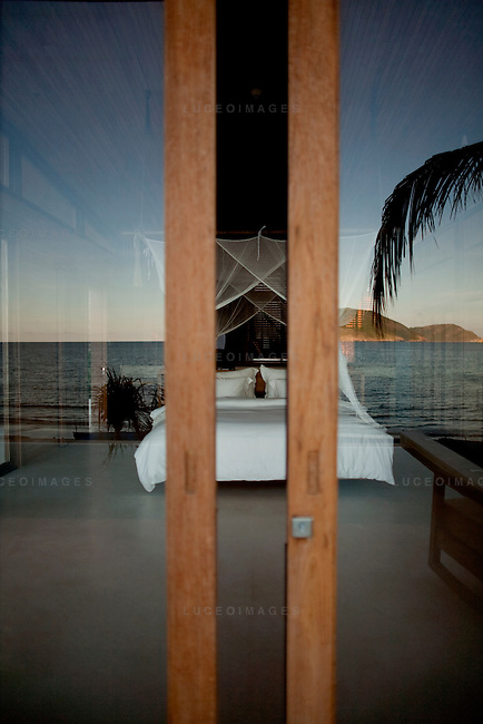 The new Six Senses which includes both a resort and villas for sale is set to be open by December on Con Son Island, part of the Con Dao Islands.The 16 mountainous islands and islets are situated about 143 miles southeast of Ho Chi Minh City in Vietnam, in the South China. Photo taken Wednesday, May 5, 2010...Kevin German / LUCEO For the New York Times