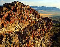 Paul Bunyon's Woodpile  BLM West Desert lands, Utah  Basalt formations  Rare volcanic formations for Utah  September