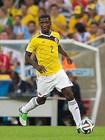 Cristian Zapata of Columbia