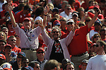 Ole Miss vs. Auburn at Vaught-Hemingway Stadium in Oxford, Miss. on Saturday, October 13, 2012.