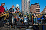 Ocote Soul Sound at Fun Fun Fun Fest at Auditorium Shores, Austin Texas, November 4, 2011.