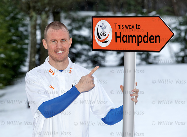 Kenny Miller looking ahead to Sunday's game