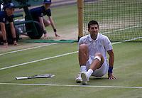 London, Wimbledon Tennis Day 13 03/07/2011..Novak Djokovic - Final Gentlemen's singles..Photo: Frey Fotosports International /AMN.