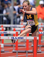 08 Women's Big Ten Track & Field Mich.