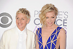 The 41st Annual People's Choice Awards - Arrivals 1-7-15