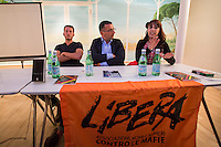 "19.06.2015 - ""Libera. Associations, names & numbers against mafias"" - First London's Event"