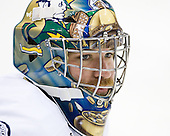 Joe Rogers (Notre Dame - 31) - The University of Notre Dame Fighting Irish defeated the University of New Hampshire Wildcats 2-1 in the NCAA Northeast Regional Final on Sunday, March 27, 2011, at Verizon Wireless Arena in Manchester, New Hampshire.