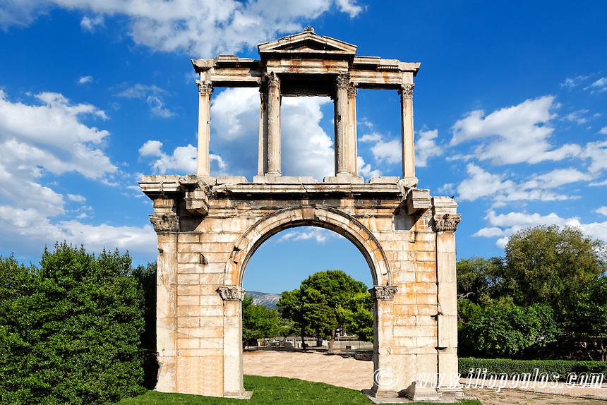 Hadrians Gate, Greece  Constantinos Iliopoulos PHOTOGRAPHY