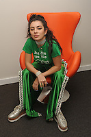 HOLLYWOOD, FL - JANUARY 25: Charli XCX poses for a portrait at radio station Hits 97.3 Live on January 25, 2017 in Hollywood, Florida. Credit: mpi04/MediaPunch