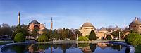 Europe/Turquie/Istanbul : La basilique Sainte Sophie (532)