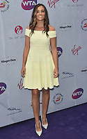 Laura Robson at WTA pre-Wimbledon Party at The Roof Gardens, Kensington on june 23rd 2016 in London, England.<br /> CAP/PL<br /> &copy;Phil Loftus/Capital Pictures /MediaPunch ***NORTH AND SOUTH AMERICAS ONLY***