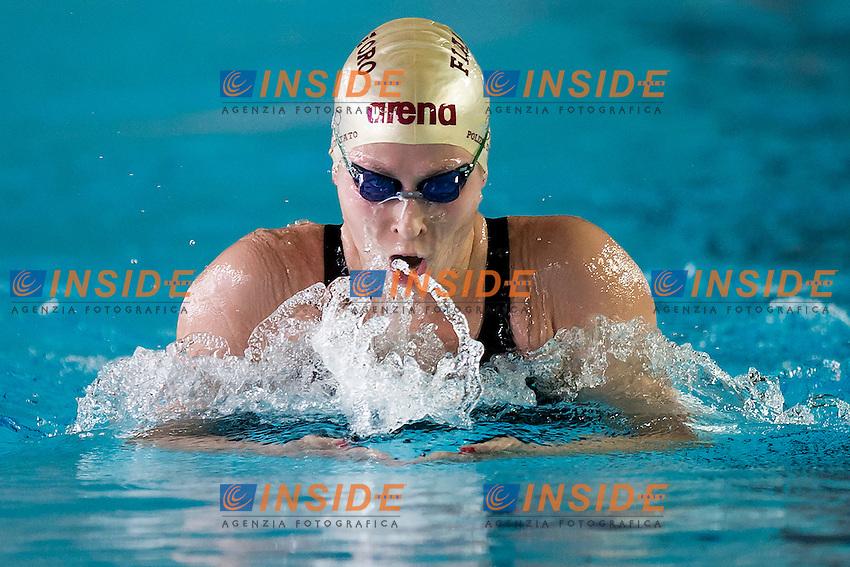 Stefania Pirozzi Fiamme Oro<br /> 400 Misti Donne<br /> Batterie Giorno 3<br /> Campionati Italiani Assoluti Nuoto Primaverili Fin UnipolSai<br /> Riccione Italy 14-18/04/2015<br /> Photo Andrea Masini/Deepbluemedia/Insidefoto