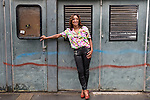May0071762 . Daily Telegraph<br /> <br /> Arts<br /> <br /> <br /> Comedienne Shazia Mirza<br /> <br /> 2 August 2016