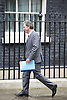 Cabinet Meeting arrivals in Downing Street London Great Britain<br /> 12th May 2015 <br /> <br /> Arrivals of the new government ministers at the first cabinet of the new Conservative government. <br /> <br /> Oliver Letwin <br /> Chancellor of the Duchy of Lancaster in overall charge of the Cabinet Office <br /> <br /> Photograph by Elliott Franks <br /> Image licensed to Elliott Franks Photography Services